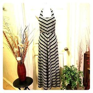 GAP Long Jersey Dress